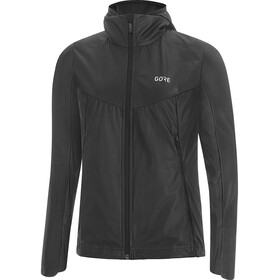 GORE WEAR R5 Gore-Tex Infinium Soft Lined Løbejakke Damer, black